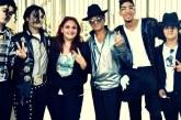 FOTO Un pontino al raduno nazionale dei sosia di Michael Jackson