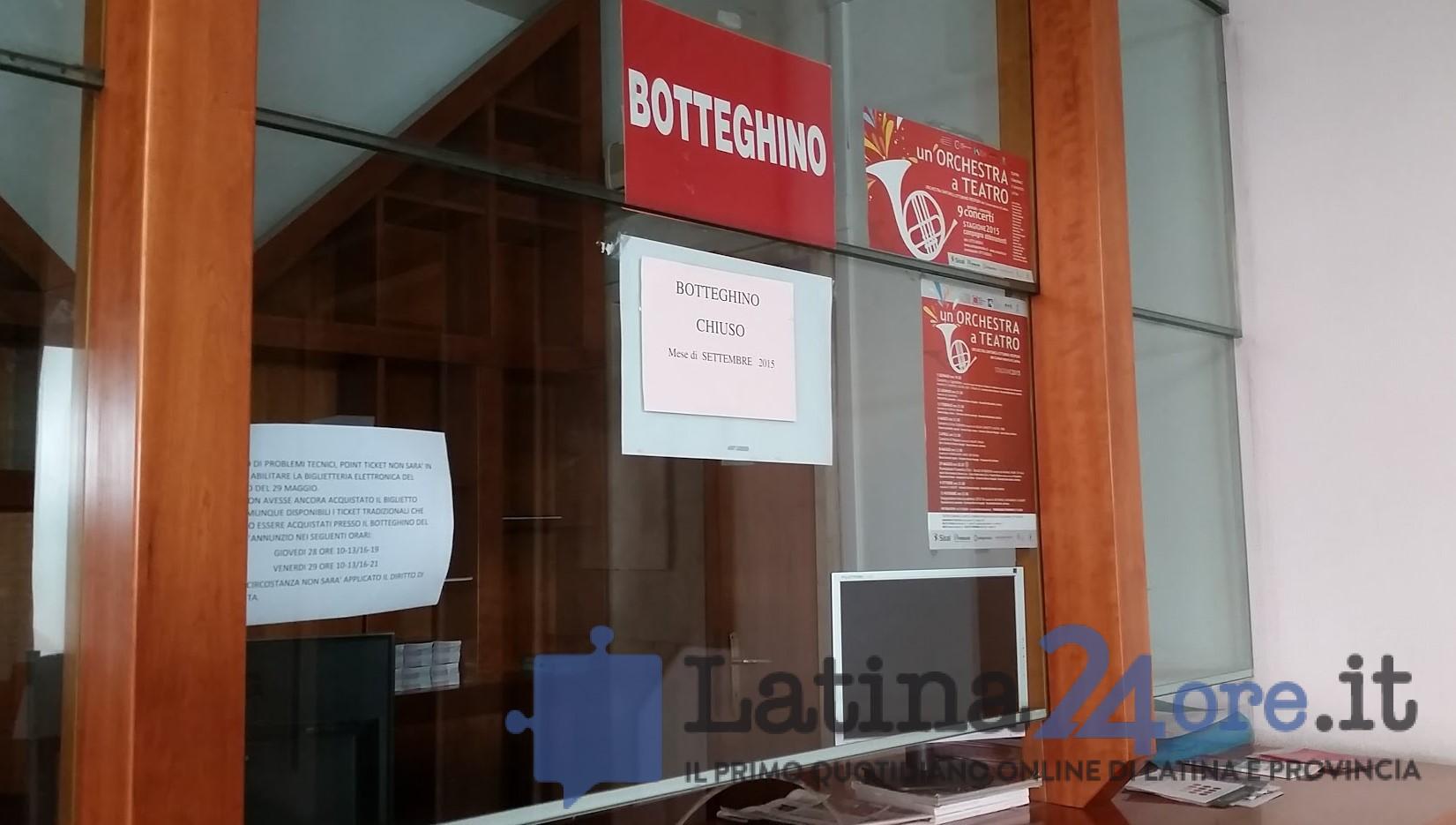 teatro-latina-botteghino-chiuso