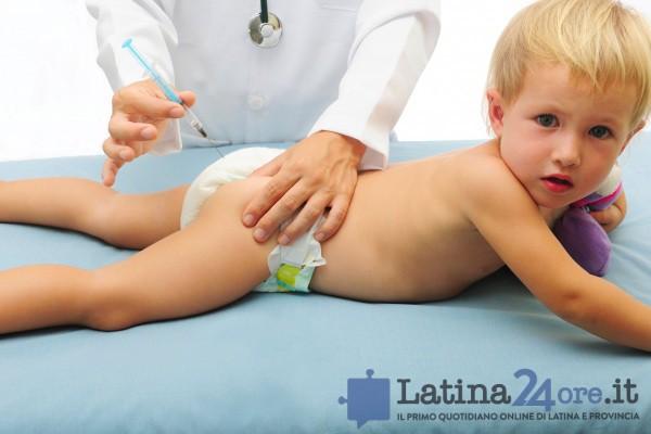 Anche nel Lazio obbligo di vaccinazione per i bimbi che vanno all'asilo