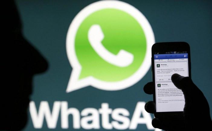 WhatsApp down per gli auguri di Capodanno