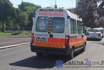 Incidente in via Piave, morto un 52enne di Latina