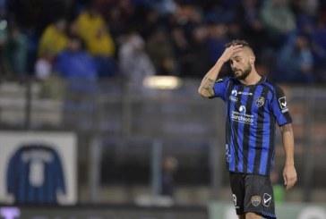 Latina Calcio, Corvia squalificato per una giornata