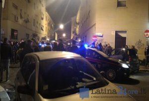 Zona dei pub, controllate 150 persone a Latina