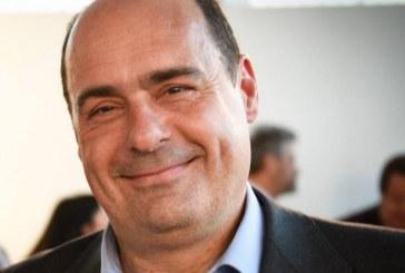 Elezioni regionali, festa al comitato di Zingaretti: governatore verso la vittoria