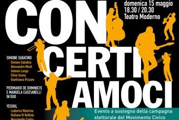 Elezioni, un concerto per sostenere la campagna elettorale di Latina Bene Comune