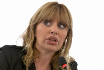 Elezioni, Alessandra Mussolini a Latina per sostenere Calvi