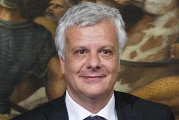 Elezioni, il ministro Gianluca Galletti in visita a Latina