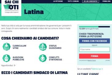 Sai chi voti, Enrico Forte aderisce al progetto di trasparenza