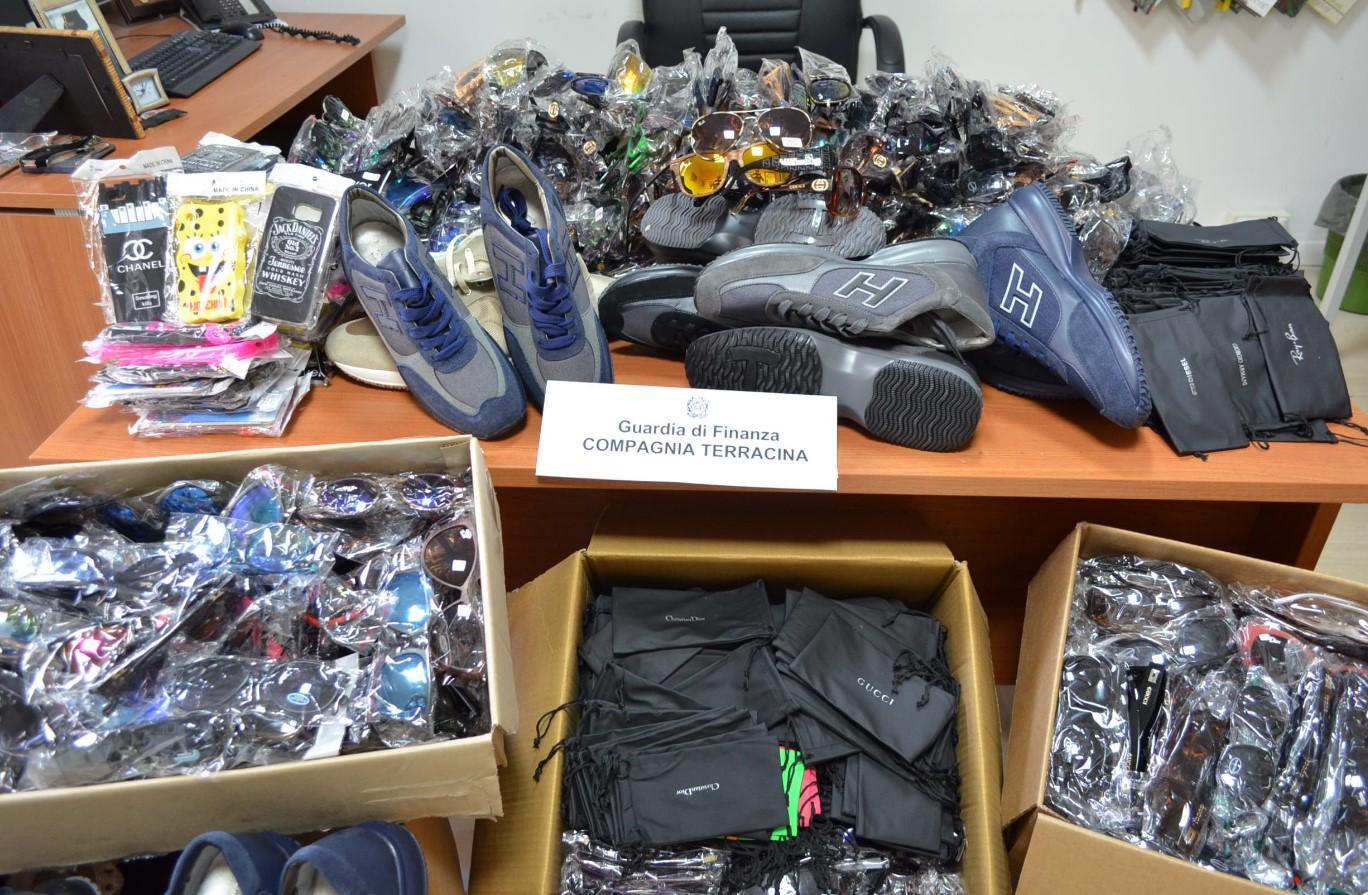 scarpe-merce-contraffatta
