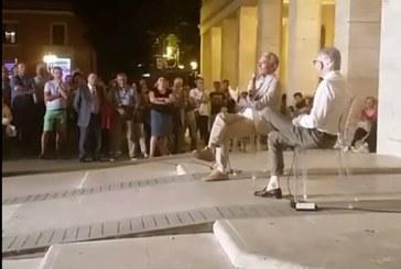 VIDEO Damiano Coletta, l'amore per Latina e quel rigore non calciato