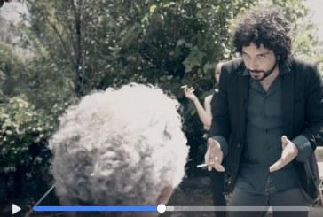 """VIDEO Coletta diventa """"attore"""" con la Banda della Migliara"""