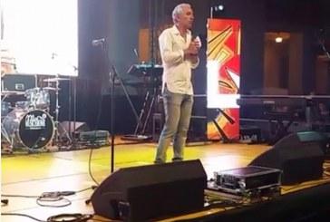 VIDEO Damiano Coletta in piazza per chiudere i festeggiamenti dopo la vittoria