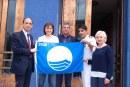 FOTO Sabaudia, consegna della Bandiera Blu 2016 con il Commissario Quarto