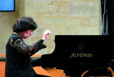 Latina, al palazzo comunale concerto di Elissó Virsaladze