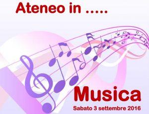 Università e Conservatorio si incontrano, sabato giornata di musica ed eventi
