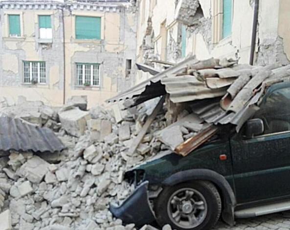 Terremoto Amatrice, morto il figlio del questore di Frosinone Santarelli