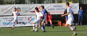 Calcio, Latina partecipa al trofeo Karol Wojtyla
