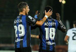 Latina Calcio, nerazzurri fermati sull'1-1 dal Benevento
