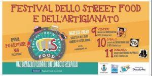 Aprilia, arriva il Festival dello street food e dell'artigianato