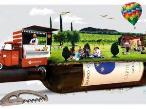 """Tempo di vendemmia, a Cori c'è il """"picnic tra le vigne"""""""