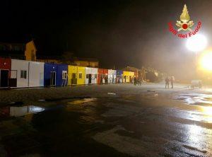 VIDEO FOTO Così i vigili del fuoco di Latina hanno ricostruito la scuola di Amatrice dopo il terremoto