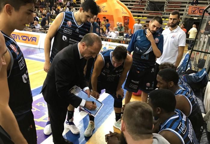 Basket, Benacquista Latina vince in trasferta contro Scafati