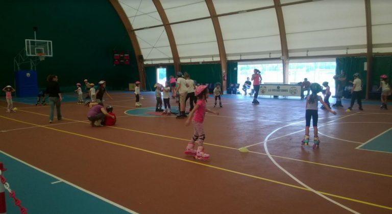 Pattinaggio, ginnastica artistica e judo. A Sermoneta sport nelle palestre comunali