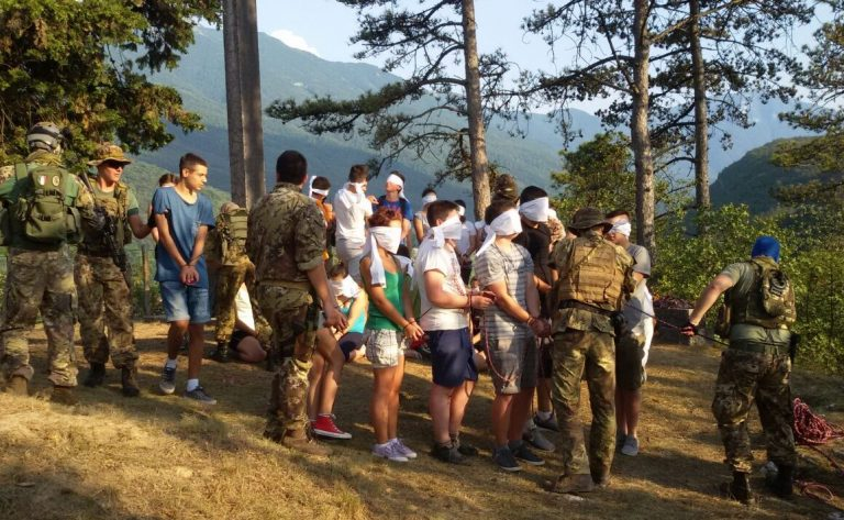 A Latina arriva il Raid Cross, finta guerra per capire le vere emergenze umanitarie
