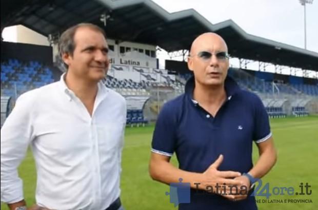 Di Giorgi parla 2 ore: Ho sostenuto il Latina Calcio per il bene della città