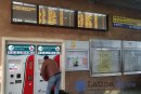 Tentato furto alla stazione di Latina Scalo