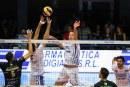 Volley, Latina battuta dalla capolista Lube