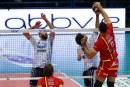 Volley, grinta e carattere Top per la vittoria