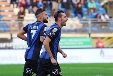 Latina Calcio, che sfortuna: con l'Entella finisce 1-1, palo di Rolando nel finale