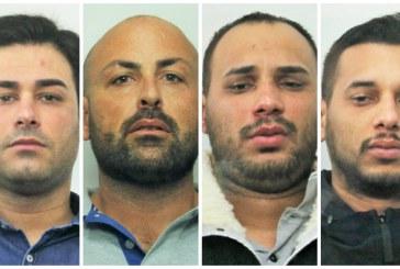 VIDEO FOTO Estorsioni e minacce, altri 4 arresti nella famiglia Di Silvio