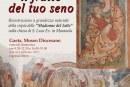 Gaeta, una mostra per valorizzare i dipinti della cripta di Formia