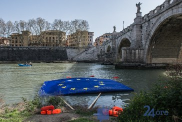 FOTO Corteo Eurostop, manifestazione senza incidenti a Roma