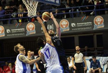 Basket, la Benacquista cade inaspettatamente in casa: vince Agropoli  81-84
