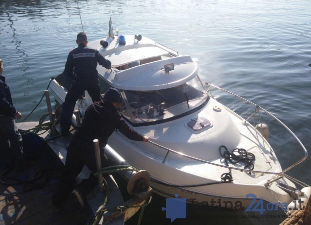 Pescatore 25enne annega al porto di Terracina: è mistero