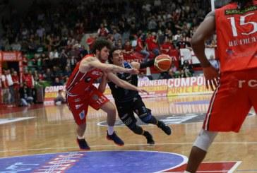 Latina Basket sconfitta dalla TWS Legnano