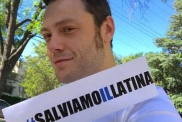 FOTO Tiziano Ferro aderisce all'appello #SalviamoilLatina