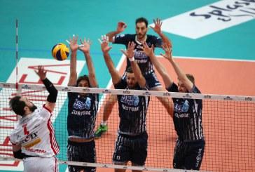 La Top Volley espugna il campo della Revivre Milano
