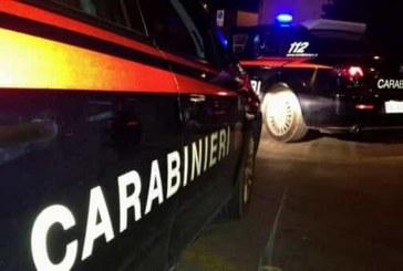 Blitz dei carabinieri: sequestrati 25 kg di marijuana, un arresto