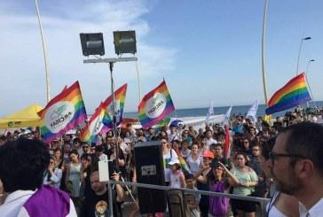 Gay Pride a Ostia contro ogni forma di violenza
