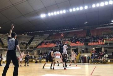 Basket, un Latina nervoso perde a Reggio Calabria