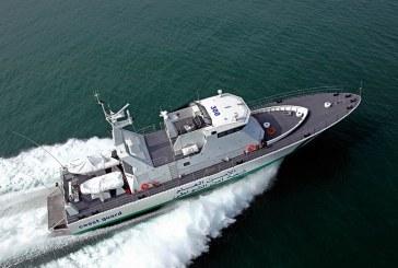 Gaeta, sei motovedette per pattugliare le coste della Libia