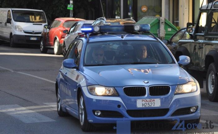 Pontino arrestato a Roma per aver scippato una donna