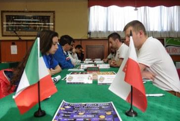 Festival della Dama, a Latina i campioni internazionali