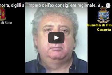 VIDEO Camorra, sigilli all'impero dell'ex consigliere regionale. Beni sequestrati a Formia e Gaeta