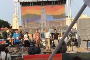 VIDEO Un successo il Lazio Pride a Latina, 3.000 persone in viale Italia