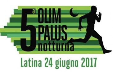 Olim Palus, torna la corsa notturna a Latina: 500 atleti in gara